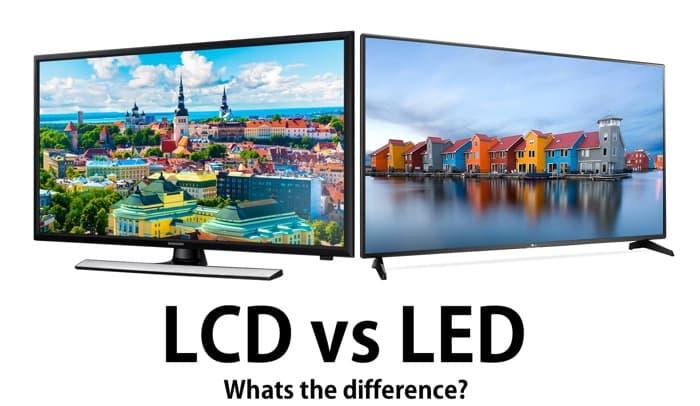 تفاوت تلویزیون های LCD و تلویزیون های OLED